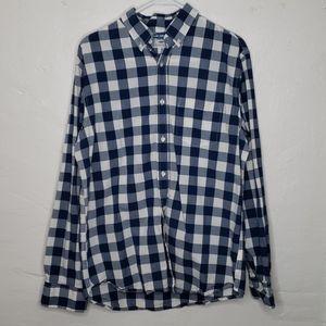 Old Navy Classic plaid Shirt